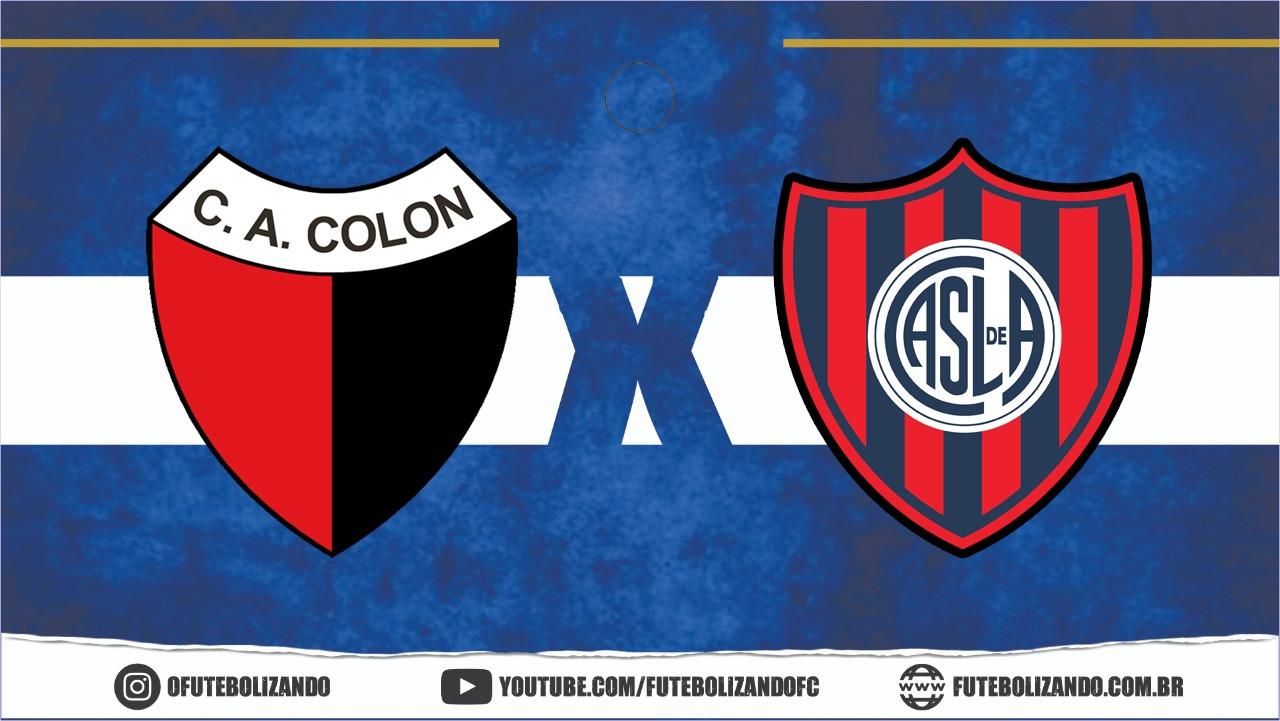 Assistir Colon de Santa Fé x San Lorenzo ao vivo Grátis HD 22/02/2021