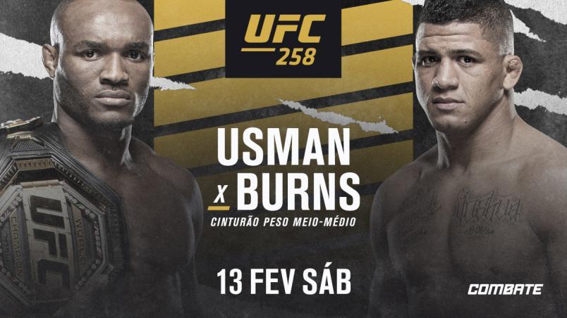 Assistir UFC 258 AO VIVO Online Grátis