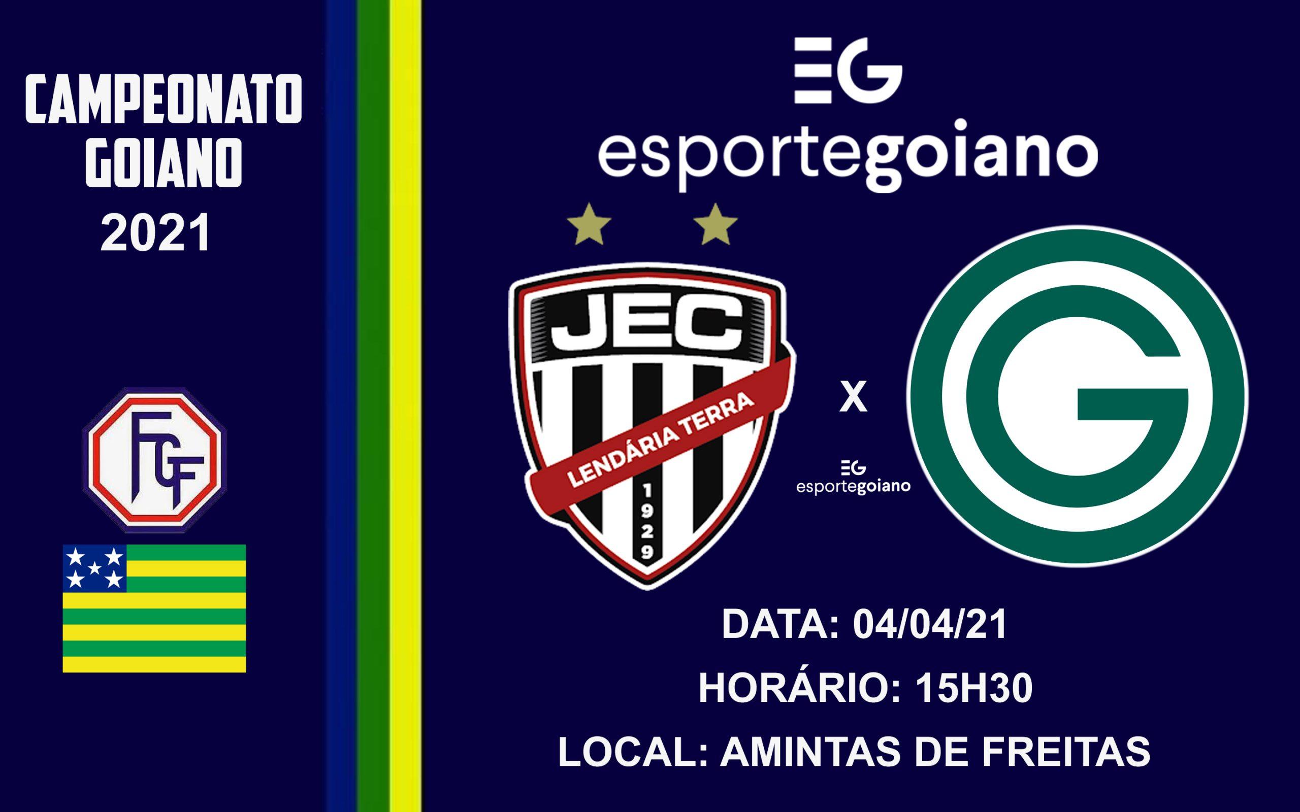 Assistir Jaraguá x Goiás ao vivo Grátis HD 04/04/2021
