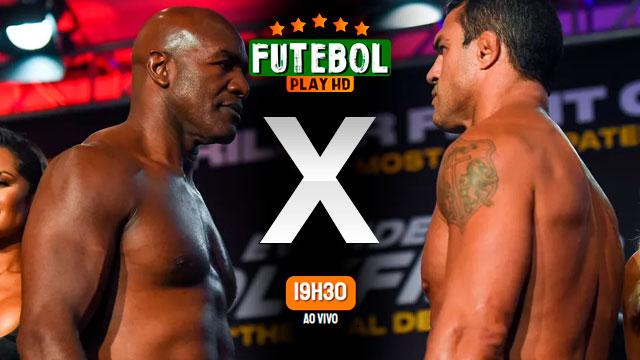 Assistir Holyfield x Vitor Belfort ao vivo 11/09/2021 Boxe online
