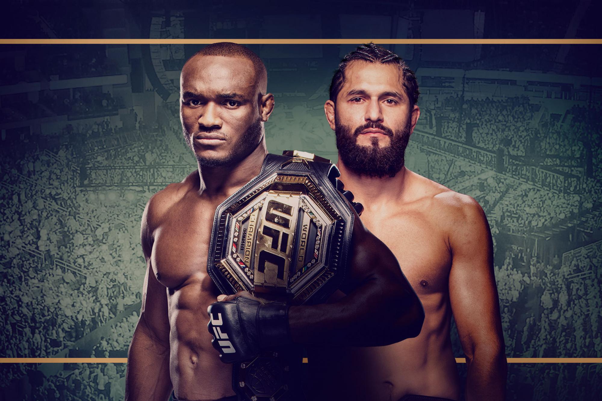 Assistir UFC 261 - Usman x Masvidal ao vivo online 24/04/2021