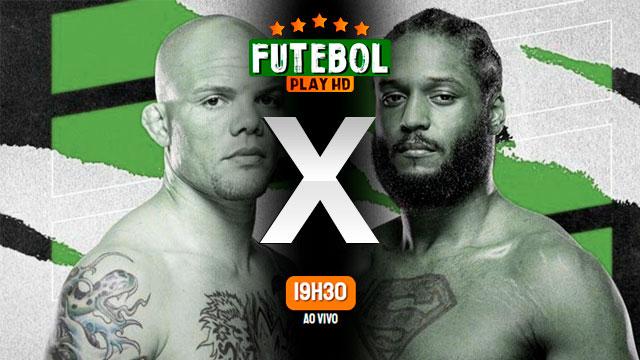 Assistir Anthony Smith x Ryan Spann ao vivo UFC 18/09/2021 HD