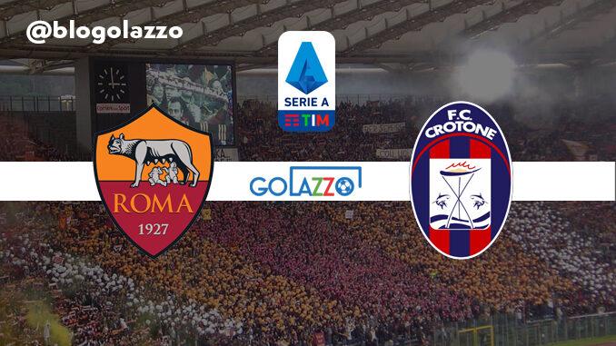 Assistir Roma x Crotone ao vivo 09/05/2021 HD online