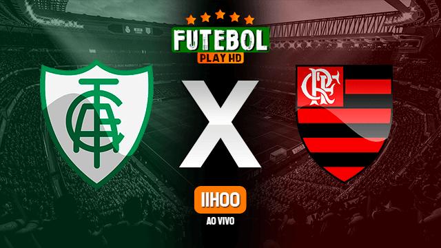 Assistir América-MG x Flamengo ao vivo 26/09/2021 HD