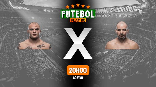 Assistir UFC: Smith x Teixeira ao vivo Grátis em HD 13/05/2020