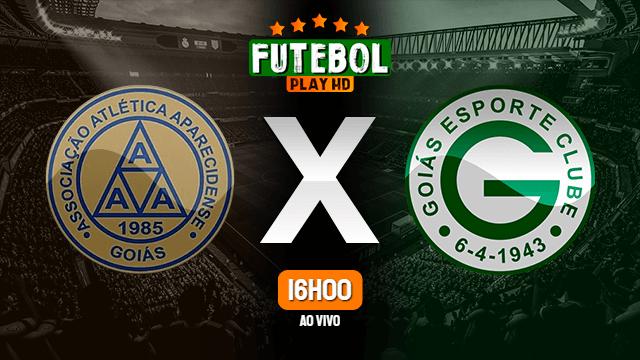 Assistir Aparecidense x Goiás ao vivo online HD 15/03/2020