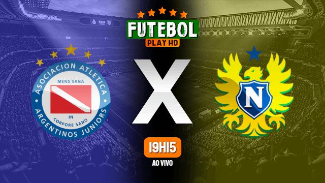 Assistir Argentinos Juniors x Nacional ao vivo Grátis HD 20/04/2021