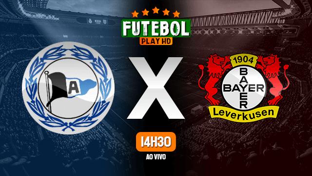 Assistir Arminia x Bayer Leverkusen ao vivo Grátis HD 21/11/2020
