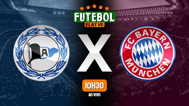 Assistir Arminia x Bayern de Munique ao vivo online 17/10/2020 HD