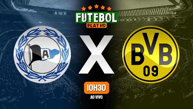 Assistir Arminia x Borussia Dortmund ao vivo Grátis HD 23/10/2021