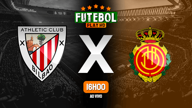 Assistir Athletic Bilbao x Mallorca ao vivo HD 27/06/2020