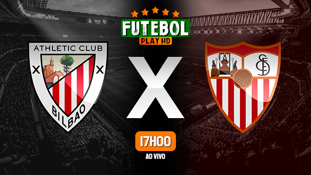 Assistir Athletic Bilbao x Sevilla ao vivo HD 09/07/2020