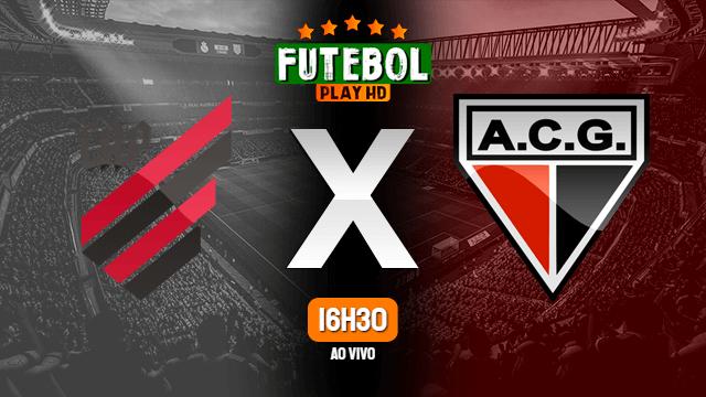 Assistir Athletico-PR x Atlético-GO ao vivo HD 28/07/2021 Grátis