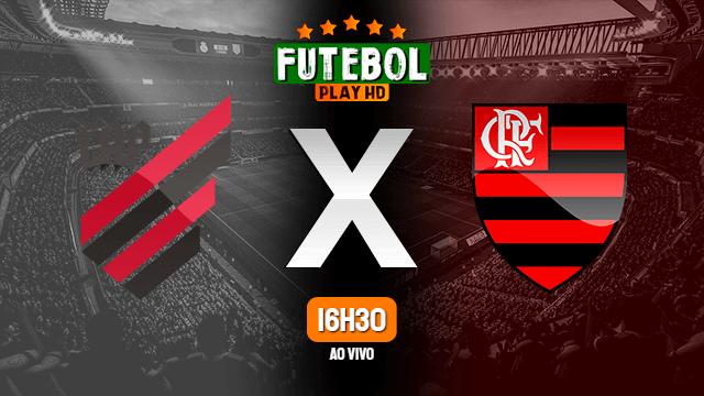 Assistir Athletico-PR x Flamengo ao vivo HD 28/10/2020 Grátis