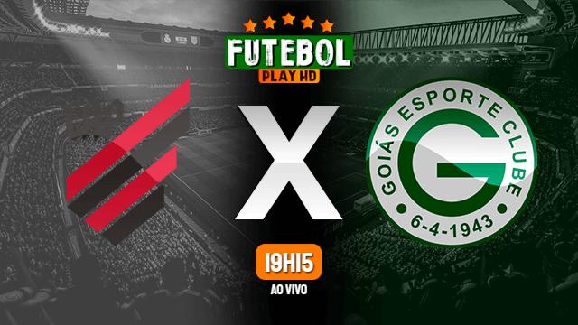 Assistir Athletico-PR x Goias ao vivo online 12/08/2020