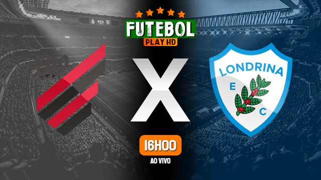 Assistir Athletico-PR x Londrina ao vivo HD 12/05/2021 Grátis