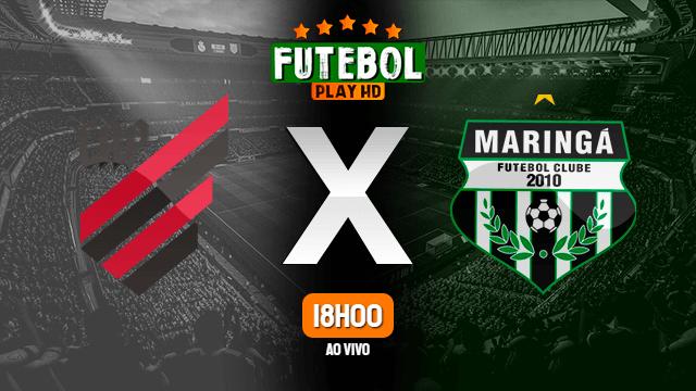 Assistir Athletico-PR x Maringá ao vivo Grátis HD 09/05/2021