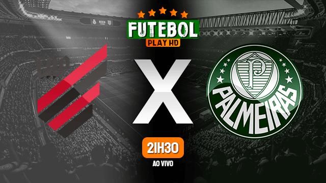 Assistir Athletico-PR x Palmeiras ao vivo online 20/07/2021 HD