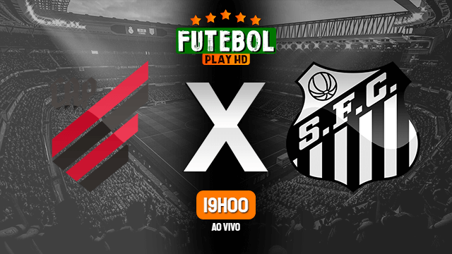 Assistir Athletico-PR x Santos ao vivo 21/11/2020 HD