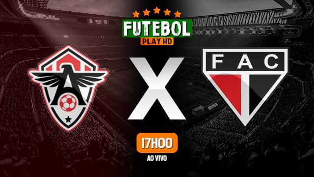 Assistir Atlético-CE x Ferroviário ao vivo HD 15/05/2021 Grátis