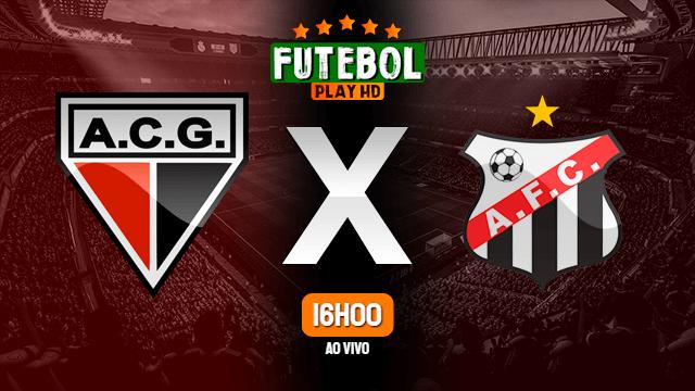 Assistir Atlético-GO x Anápolis ao vivo HD 07/03/2021 Grátis