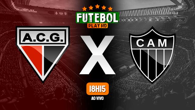 Assistir Atlético-GO x Atlético-MG ao vivo 19/09/2020 HD online