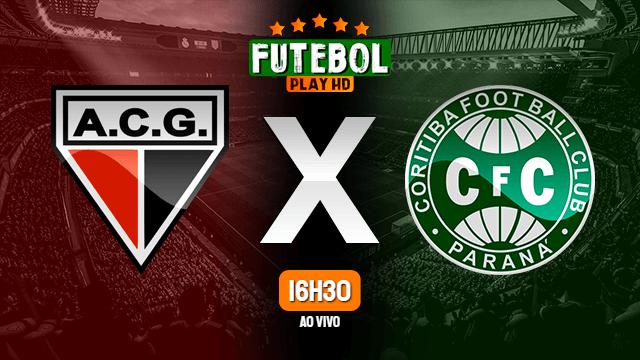 Assistir Atlético-GO x Coritiba ao vivo online 25/02/2021 HD