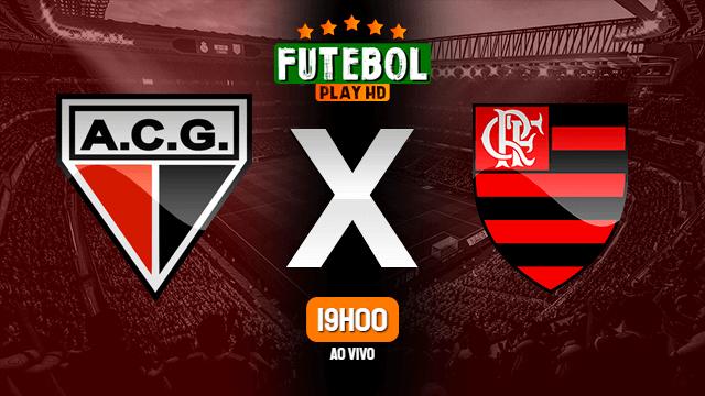 Assistir Atlético-GO x Flamengo ao vivo 12/08/2020 HD