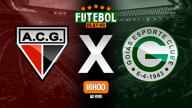 Assistir Atlético-GO x Goiás ao vivo online 02/05/2021 HD