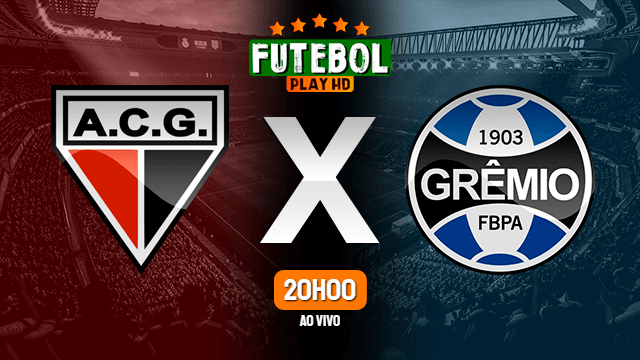 Assistir Atlético-GO x Grêmio ao vivo 25/10/2021 HD