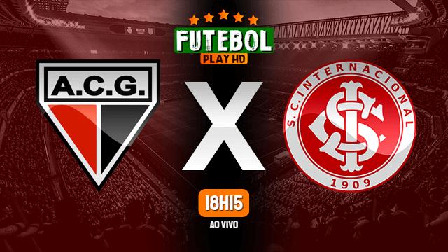 Assistir Atlético-GO x Internacional ao vivo 28/10/2020 HD online