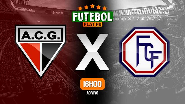 Assistir Atlético-GO x Jaraguá-GO ao vivo Grátis HD 29/02/2020