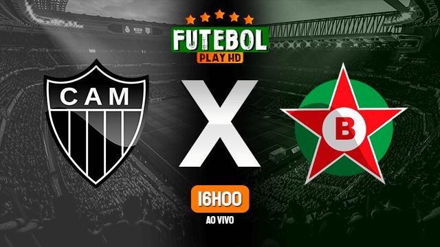 Assistir Atlético-MG x Boa Esporte ao vivo online 18/04/2021 HD