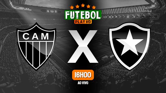 Assistir Atlético-MG x Botafogo ao vivo 22/10/2021 HD
