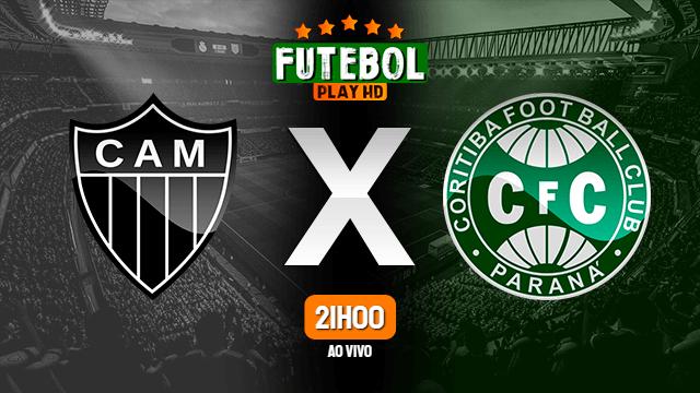 Assistir Atlético-MG x Coritiba ao vivo 26/12/2020 HD online