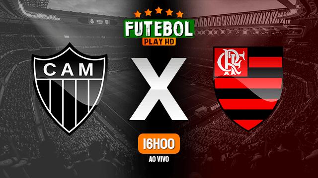Assistir Atlético-MG x Flamengo ao vivo online 26/11/2020 HD