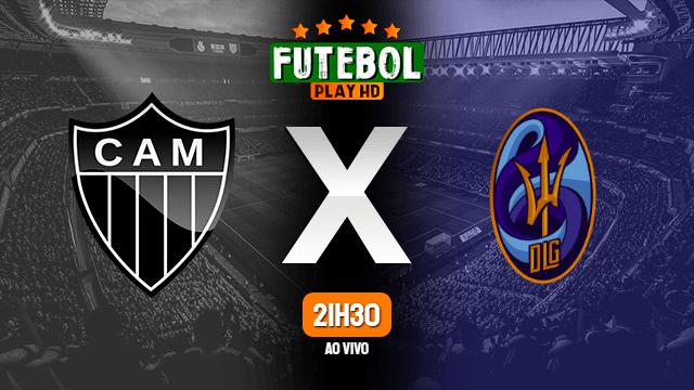 Assistir Atlético-MG x La Guaira ao vivo online 25/05/2021 HD