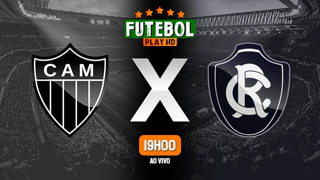 Assistir Atlético-MG x Remo ao vivo HD 10/06/2021 Grátis