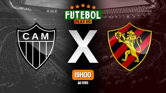 Assistir Atlético-MG x Sport ao vivo online 18/09/2021 HD