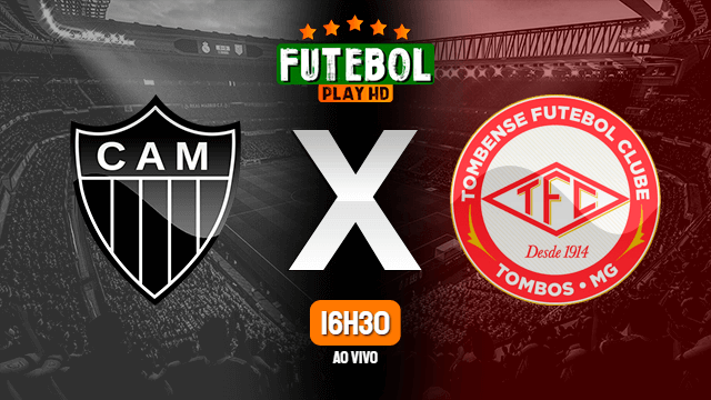 Assistir Atlético-MG x Tombense ao vivo 08/05/2021 HD