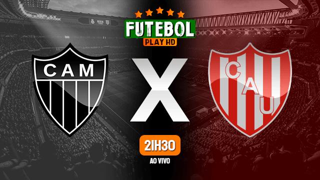 Assistir Atlético-MG x Unión Santa Fé ao vivo online 20/02/2020