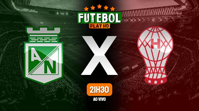 Assistir Atlético Nacional x Huracán ao vivo online HD 05/02/2020