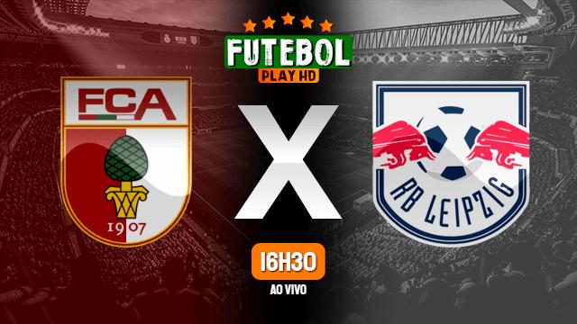 Assistir Augsburg x RB Leipzig ao vivo Grátis HD 17/10/2020
