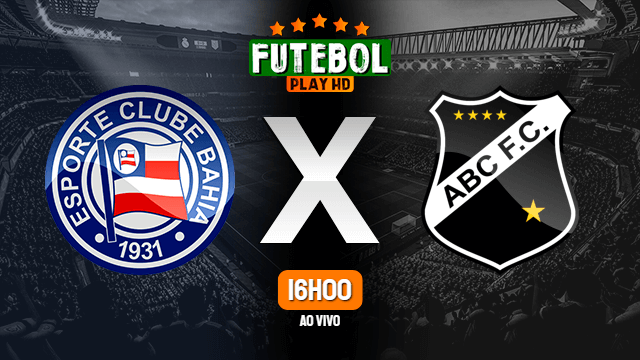 Assistir Bahia x ABC ao vivo online 10/04/2021 HD