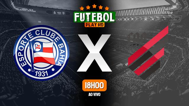 Assistir Bahia x Athletico-PR ao vivo HD 20/01/2021 Grátis