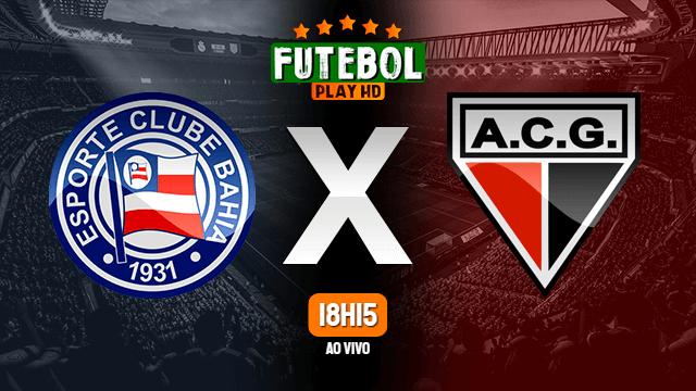 Assistir Bahia x Atlético-GO ao vivo online 13/09/2020 HD
