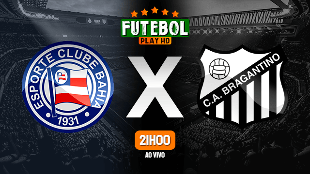 Assistir Bahia x RB Bragantino ao vivo 18/09/2021 HD online