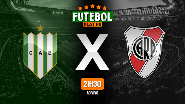 Assistir Banfield x River Plate ao vivo 02/05/2021 HD online