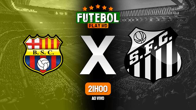 Assistir Barcelona-EQU x Santos ao vivo 26/05/2021 HD