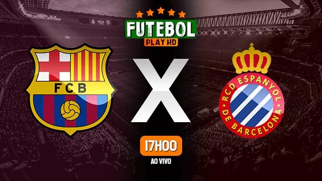 Assistir Barcelona x Espanyol ao vivo online 08/07/2020